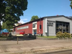Technické muzeum v Liberci otevřelo druhý pavilon