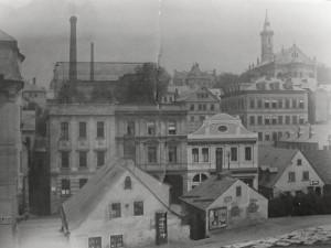 Víkend patří architektuře s prohlídkou Kristiánova nebo zaniklé židovské čtvrti