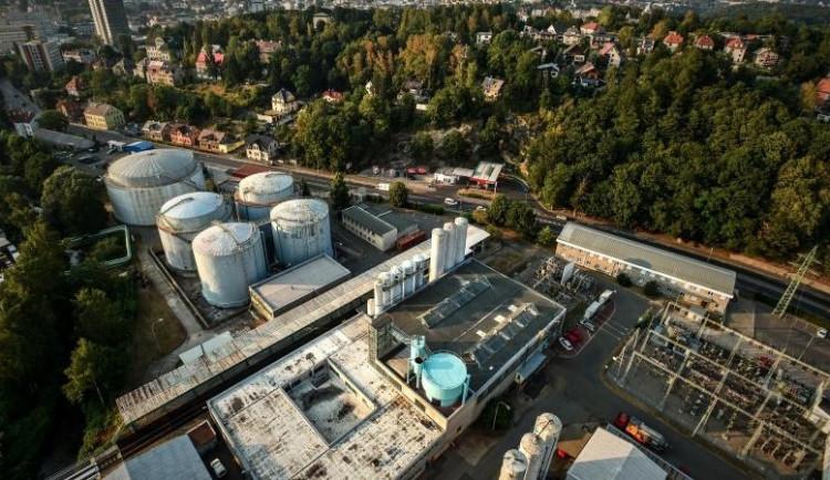 Liberec se začal připravovat na možný prodej podílu v teplárně