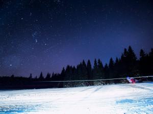 Trať Bedřichovského Night Light Marathonu má připraveny všechny tři trasy