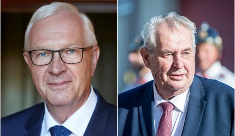 Anketa skončila. Mezi čtenáři Liberecké Drbny by ve druhém kole vyhrál Jiří Drahoš se 76 % hlasů