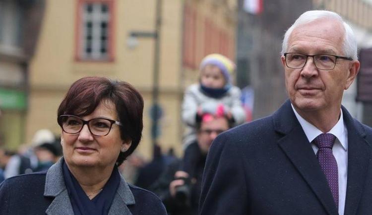 Podporovatelé Jiřího Drahoše proběhnou ulicemi Liberce. Na úterý si naplánovali Běh za slušného prezidenta
