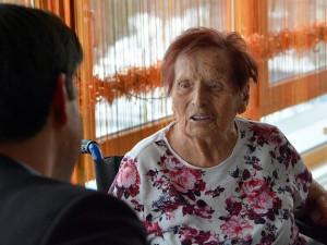 Druhá nejstarší Liberečanka oslavila 103. narozeniny. Zdraví už není, co bývalo, říká