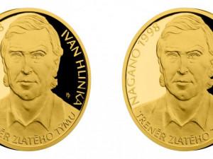 Dvacet let od Nagana. Mincovna vyrazila slavnostní minci s Ivanem Hlinkou