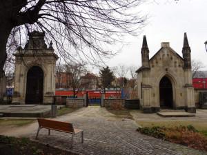 Liberec chce pokračovat v obnově památek v Zahradě vzpomínek