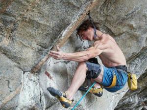Horolezci v Liberci ocenili mimořádný výkon Adama Ondry
