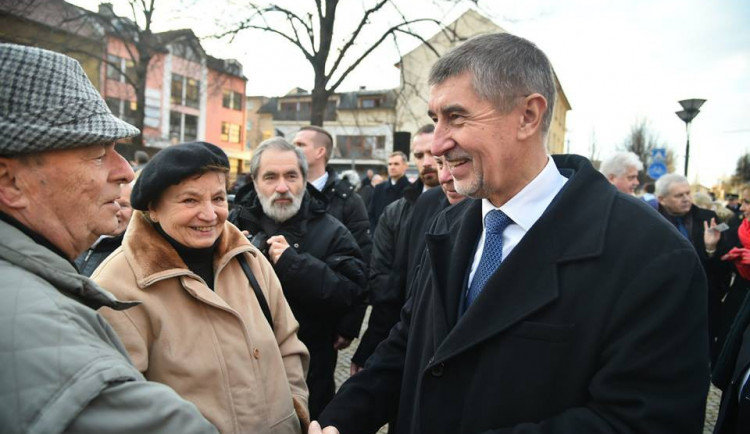 Premiér Andrej Babiš a členové vlády navštíví Liberecký kraj