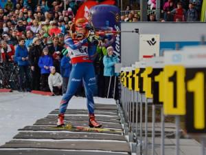 Biatlonisté zakončí sezonu exhibicí v Jablonci. Dorazí i olympijští medailisté