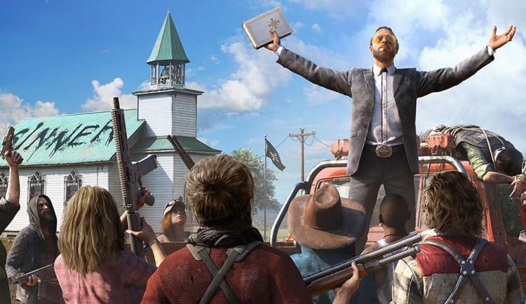 HRÁTKY S GEEKEM: Far Cry 5 – dohráli jsme za deset minut
