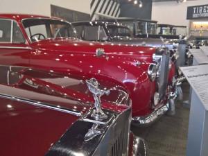 Technické muzeum v Liberci vystavuje automobilové skvosty