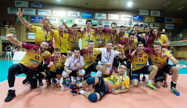 Poslední zápas sezony je vítězný. Liberecká Dukla vybojovala bronz