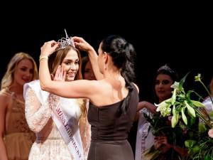 Miss Liberecký kraj se pro rok 2018 stala studentka Nina Boichenko