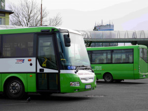 Cesta do Jablonce se zrychlí. Autobusy pojedou kratší dobu, přibudou víkendové spoje