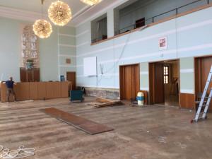 Jablonecké zastupitelstvo se dočká nového sálu. Obnoví se jeho původní podoba