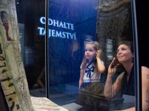 Výstava Mumie světa je prodloužena a navíc na děti čeká cesta za pokladem