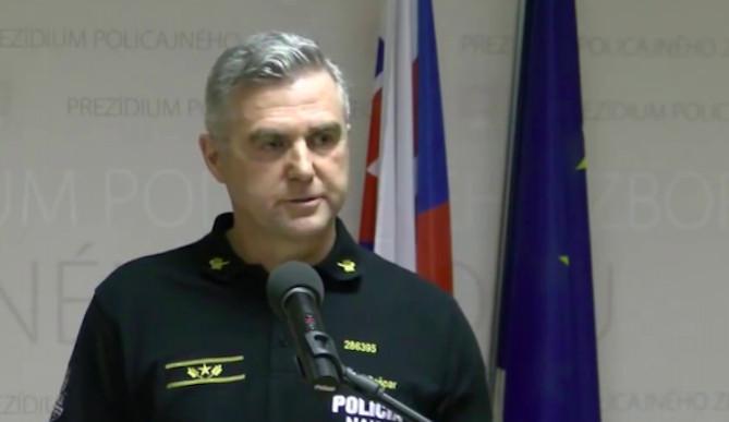 Bývalý slovenský policejní prezident Gašpar, který odstoupil pro vraždě Kuciaka, je poradcem Hamáčka