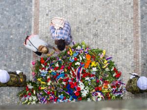 FOTO: V Liberci vzpomněli na oběti 21. srpna