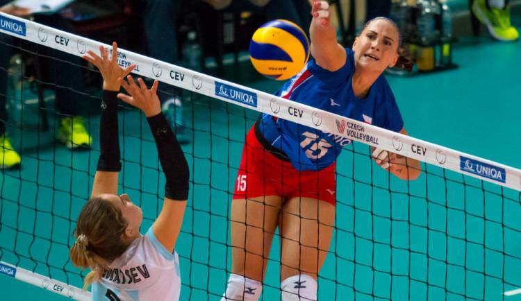 FOTO: Češky porazily Estonky, oslavují první výhru v kvalifikaci