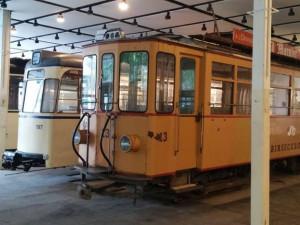 Technické muzeum v Liberci poprvé otevřelo expozici s tramvajemi