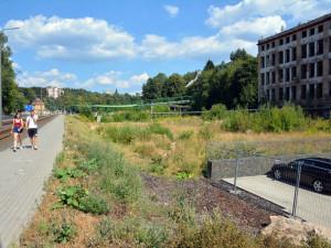 Nový majitel Textilany chce místo využít pro výstavbu bytů