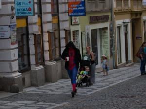 FOTO, VIDEO: Spiderman se prochází ulicemi Liberce