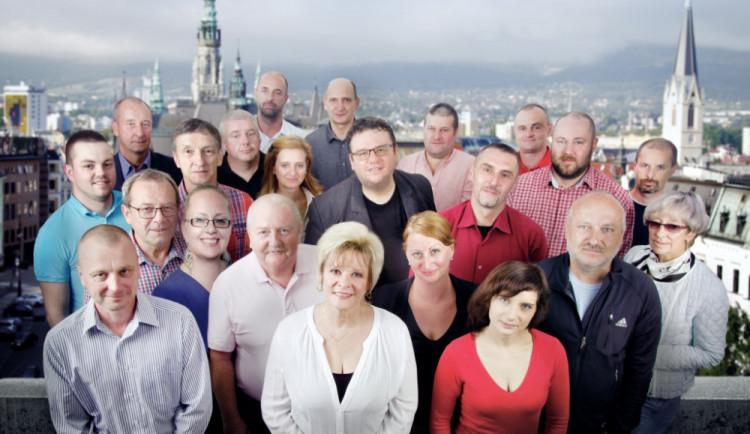 Sdružení Liberec Plus+ je černým koněm nadcházejících voleb