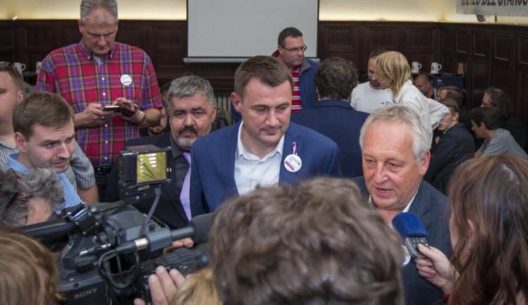 Starostové ovládli Liberec, začala jednání o koalici. Takový výsledek jsme nečekali, řekl Jaroslav Zámečník