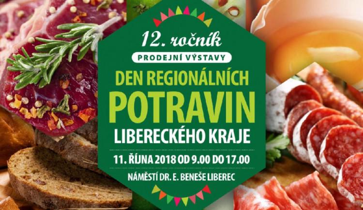 Den regionálních potravin Libereckého kraje se blíží, letos už podvanácté