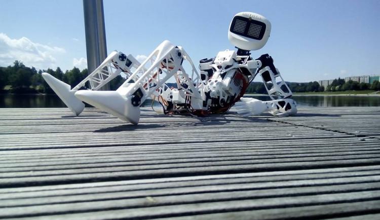 Z Jablonce vyrazí robot Matylda autostopem do Pelhřimova, jde o naprostý unikát