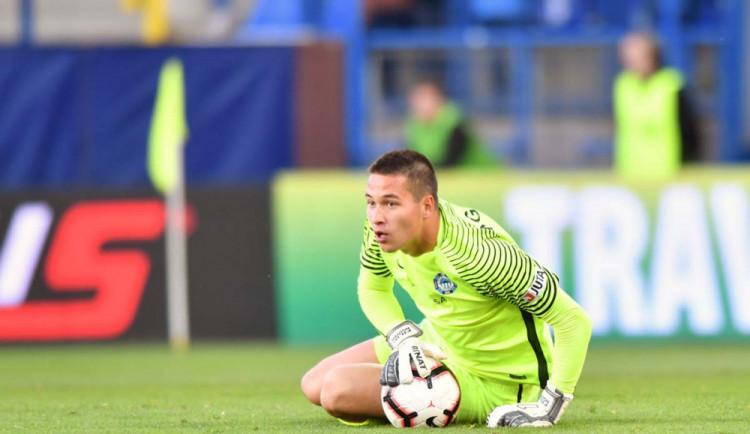 Minimálně bod jsme si zasloužili, řekl po utkání se Slavií gólman Slovanu Nguyen