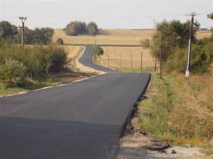 Rekonstrukce silnic na Frýdlantsku je dokončena, nákladný projekt vyšel na dvě stě milionů korun