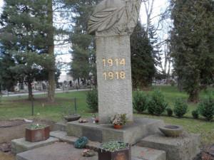 Ve Frýdlantu odhalí dva památníky věnované obětem první světové války