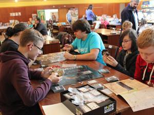 Fanoušci deskových a karetních her mají sraz v Liberci. Je tu další ročník festivalu Hopecon