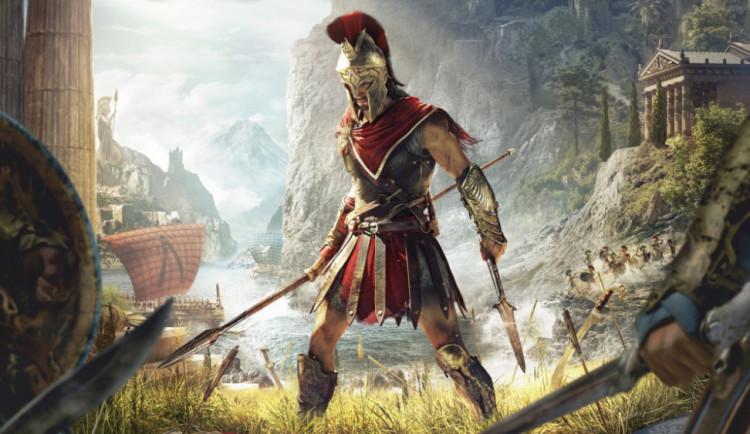 HRÁTKY S GEEKEM: Assassin's Creed Odyssey, aneb letem světem starověkým Řeckem