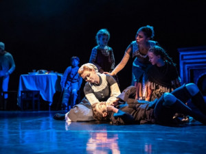 Balet libereckého divadla uvede Dickensovu Vánoční koledu