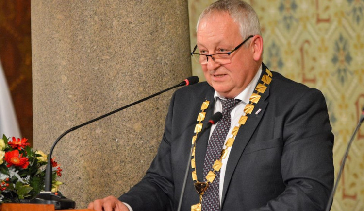 Liberec má nového primátora, město povede Jaroslav Zámečník