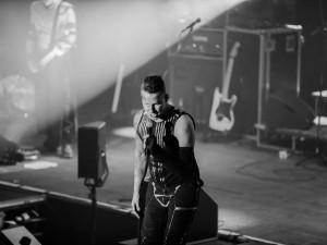 Nemáme ambice se podobat originálu k nerozeznání, říká zpěvák RMC Martin Černý před Fest Revivalem