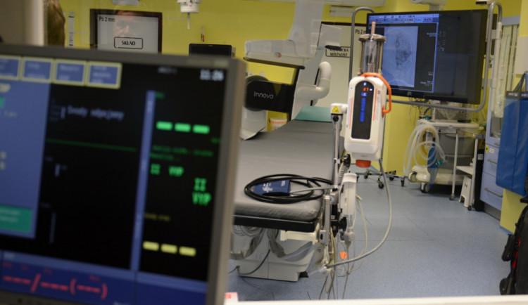 Liberecká nemocnice má novou angiolinku, ulehčí lékařům práci