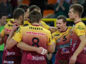 Liberečtí volejbalisté podlehli v Poháru CEV Galatasarayi 2:3