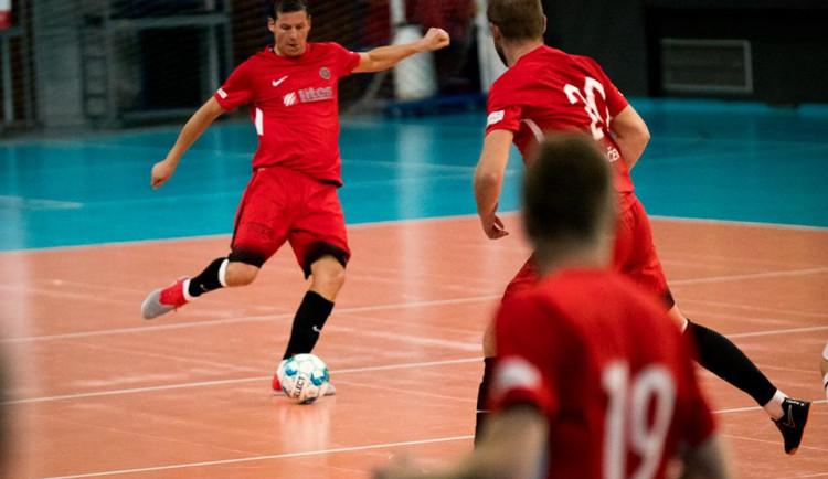 Futsalové derby pro Českou Lípu. Po obratu porazila Zlej Sen 2:1