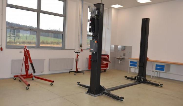 Ve Frýdlantu otevřeli první centrum odborného vzdělávání v kraji