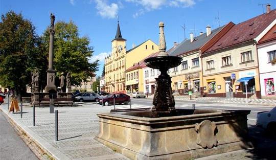 Lomnice nad Popelkou si své památky hýčká, díky tomu je historickým městem roku