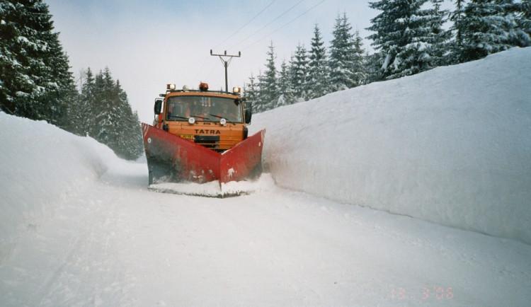 Ušetří výše položené obce na Liberecku na daních? Důvodem jsou náklady na zimní údržbu
