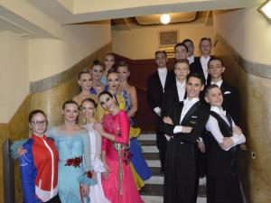 Tanečníci z TK Koškovi Liberec obstáli na domácím šampionátu ve standardních tancích