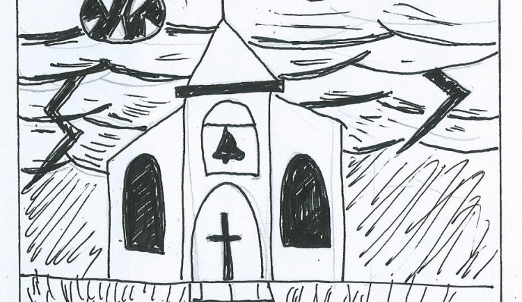 Masakrová romance v kostele