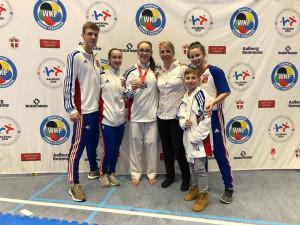 Shotokan Liberec slaví historický úspěch. ZMistrovství Evropy mládeže přivezl stříbro