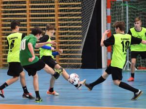 Třetího ročníku Memoriálu Adama Martenka se zúčastnilo tři sta mladých hráčů