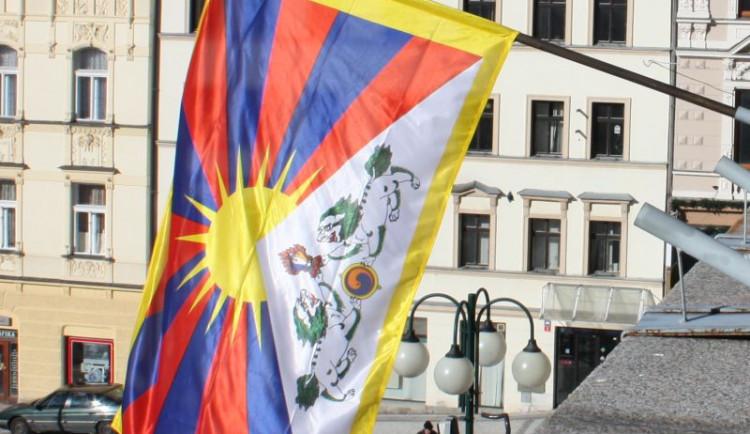 Po třech letech změna. Jablonec opět vyvěsí vlajku Tibetu