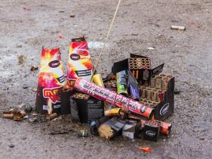 Petardy a ohňostroje? V Liberci jen na Silvestra a Nový rok nebo na výjimku