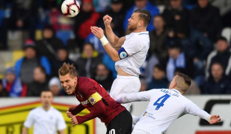 Sparta si z Liberce odváží vítězství, o jediný gól se postaral Costa